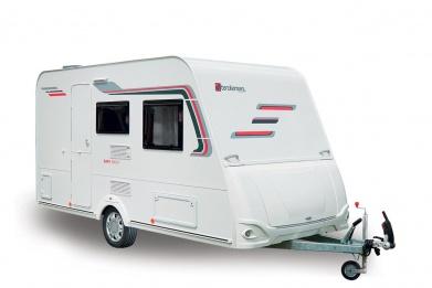 Caravane STERCKEMAN EASY...