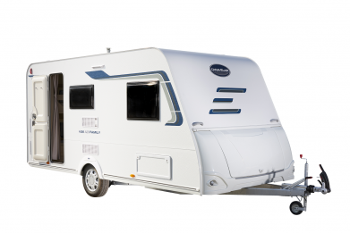 Caravane CARAVELAIR ALBA 486